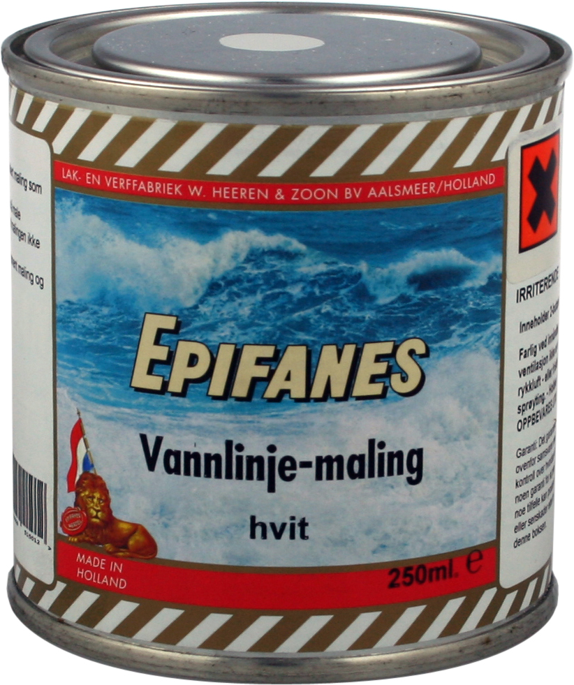 Epifanes vannlinjemaling