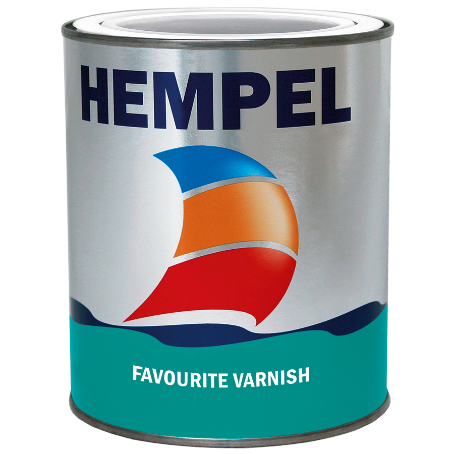 Favourite Varnish klar lakk - Hempel