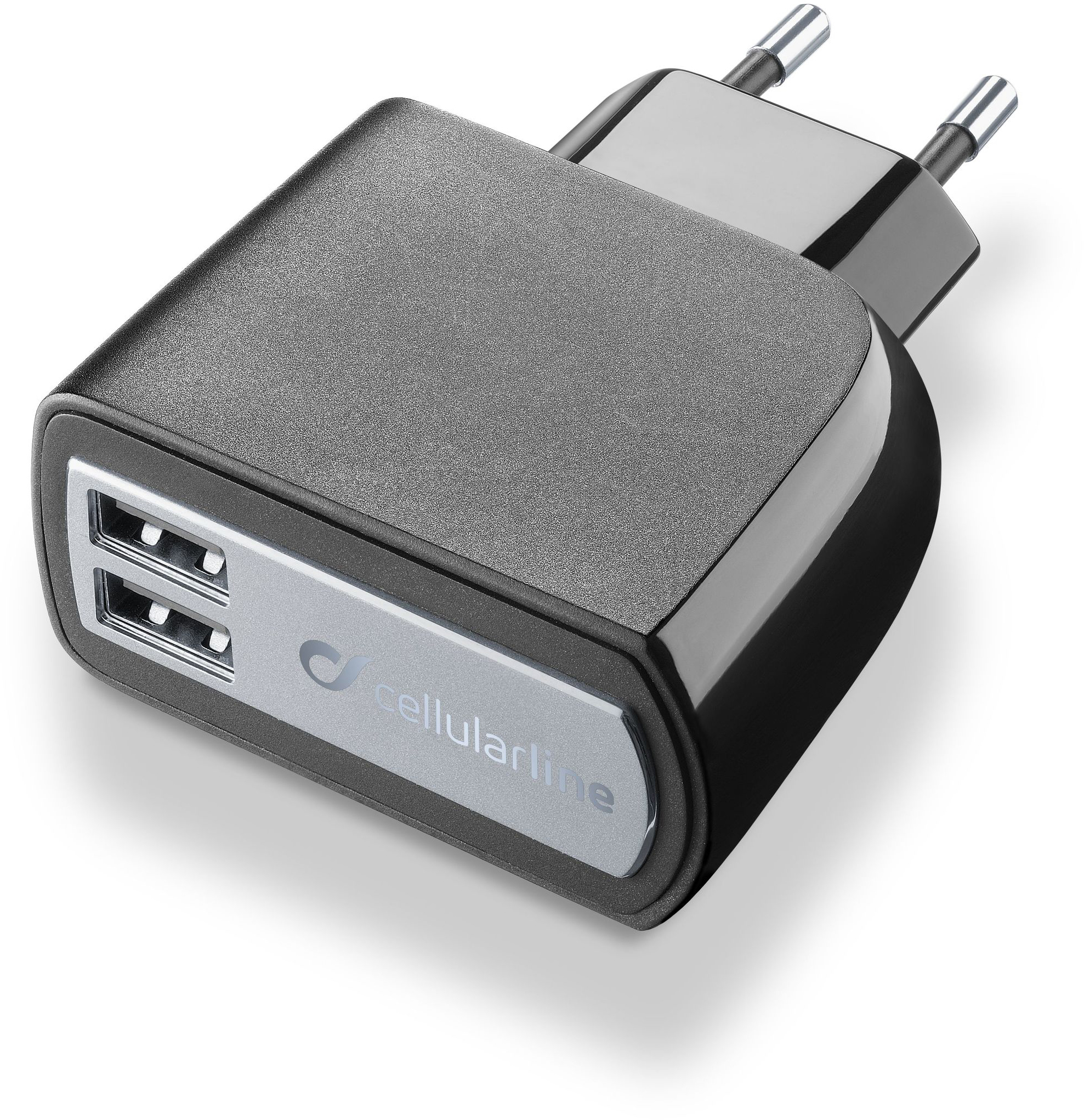USB lader 220V med to porter