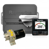 Raymarine Evolution autopilot EV200 med 1L hydraulisk pumpe og P70Rs display